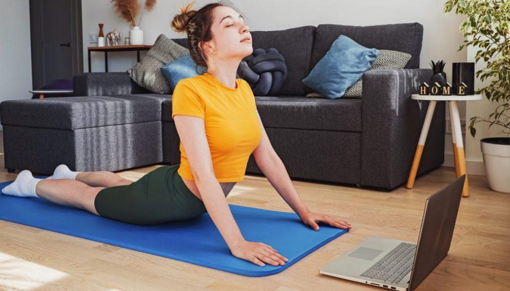 Rock Your Yoga - rockyouryoga.de - 10 Vorteile von Online Live Yoga - Yoga Blog