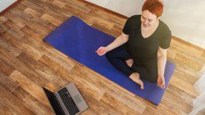 Rock Your Yoga - rockyouryoga.de - Online Live Yoga ist anonym - Yoga Blog