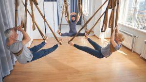 Rock Your Yoga - rockyouryoga.de - Yoga für Anfänger Aerial Yoga - Yoga Blog