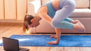 Rock Your Yoga - rockyouryoga.de - Yoga Online Kurs - Krähe - Yoga Blog