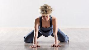 Rock Your Yoga - rockyouryoga.de - Yoga Hüftöffner - Frosch Pose - Yoga Blog