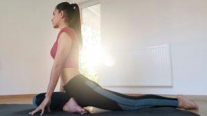 Rock Your Yoga - rockyouryoga.de - Yoga Hüftöffner - Schlafende Taube - Yoga Blog