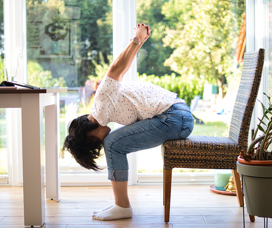 Rock Your Yoga - rockyouryoga.de - Yoga für sitzende Berufe - Yoga E-Book